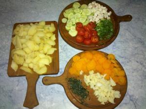 ingrediente ciorba ruseasca