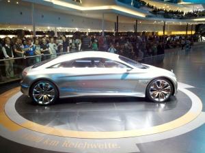 Mercedes SF :)