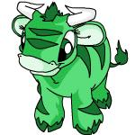 Weedcow the cow
