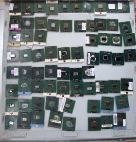 Intel mobile  - Pentium si Celeron