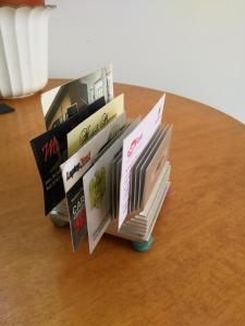 Suport carti de vizita